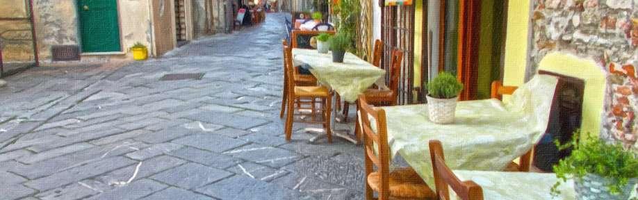 Pizzeria Lieferdienst mit grossem Potenzial photo