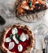 La dolce vita : Pizzeria nähe Bahnof in Lugano photo