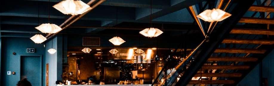 Modernes Restaurant in Zürich photo